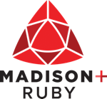 I'm speaking at Madison Ruby - August 21–23, 2014 - Madison, WI
