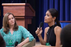 Taryn Miller-Stevens interviews Geena Rocero