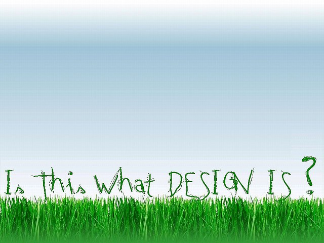 Is This What Design Is? by Stephen Mitchell on Flickr