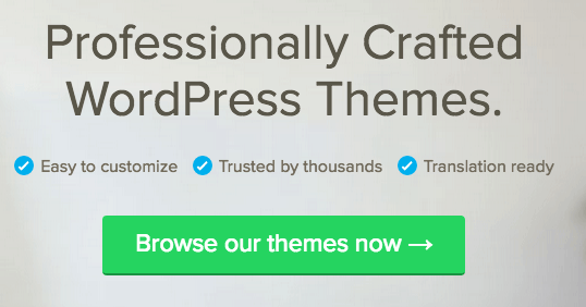 Theme Foundry makes well coded WordPress themes