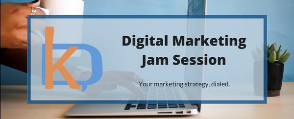 Digital Marketing Jam Session by Karvel Digital